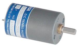 Motoriduttore 6V 51rpm 2.4kgf*cm 0.3W diam. 27mm