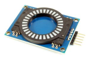 I2C Circular LED Bar - colore LED BLU