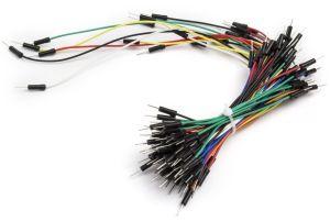 Kit 65 Ponticelli Flessibili M/M Multicolore - varie lunghezze