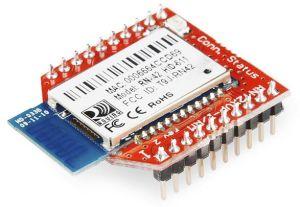 Modulo Bluetooth RN-42 Class 2 con piedinatura xBee comp.