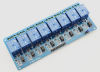 Modulo Relè 8 canali DC 5V per Arduino e Raspberry Pi