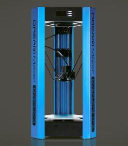Stampante 3D OverLord Pro - versione BLU