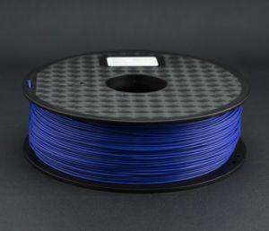 Filamento in PLA Ø1.75mm per stampa 3D - colore BLU (conf. da 1Kg)