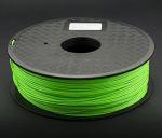 Filamento in PLA Ø1.75mm per stampa 3D - colore VERDE (conf. da 1Kg)