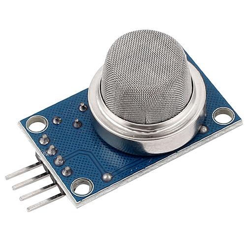 Sensore di Gas MQ-2 Metano Alcol Idrogeno Arduino Raspberry