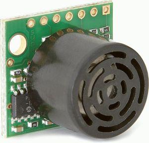 Sensore di distanza ad ultrasuoni LV MaxSonar EZ1 - MB1010