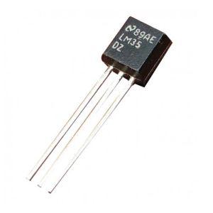 LM35DZ sensore di temperatura analogico