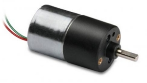 Motoriduttore 6V 105rpm 2,5Ncm diam.27mm - L149.6.21