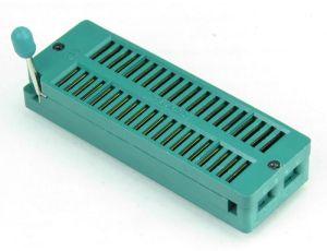 Zoccolo ZIF universale 40 pin socket per programmatore