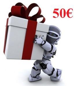 Coupon Regalo - valore 50€