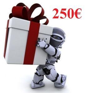 Coupon Regalo - valore 250€