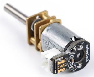 Micro Motoriduttore N20 12V 390rpm – asse 4mm