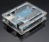 Scatola trasparente per Arduino UNO R3 (Kit di montaggio)