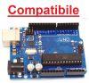 Scheda compatibile UNO R3  con Atmega328 + cavo USB-A/USB-B