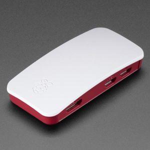 Scatola per Raspberry Pi Zero e Raspberry Pi Zero W – BIANCO/ROSSO