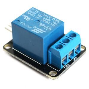 Modulo relè 5V DC per Arduino e Raspberry Pi