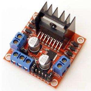 Controllo motori con driver L298N per motori DC e motori passo-passo
