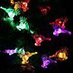 Decorazione natalizia da esterno ad energia solare - Renne
