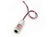 Modulo Laser 5mW – Puntatore rotondo - colore ROSSO