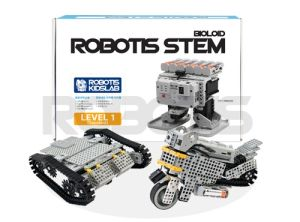 Robotis Bioloid STEM Kit - Level 1 Standard (Kit di montaggio)