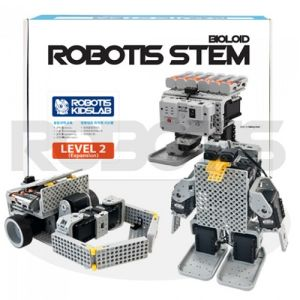 Robotis Bioloid STEM Kit - Level 2 Expansion (Kit di montaggio)
