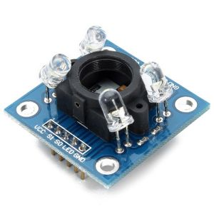 Modulo sensore di colore TCS3200 per Arduino