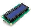 Display LCD 16x2 retroilluminato BLU I2C per Arduino e Raspberry Pi