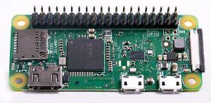 Raspberry Pi Zero WH con header presaldato