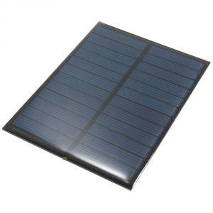 Pannello solare 6V 180mA 112x84mm