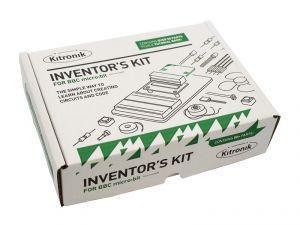 Inventor's Kit per BBC micro:bit