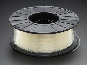 Filamento in PLA diametro 1.75mm per stampa 3D 1Kg - TRASPARENTE
