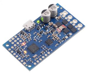 High-Power Pololu Simple Motor Controller G2 18v15 (Kit di montaggio)