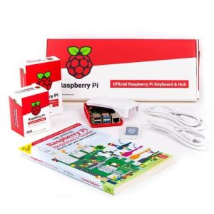 Raspberry Pi 4 Desktop Kit (Tastiera Italiana)