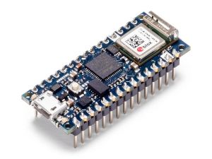 Arduino Nano 33 IoT con connettori