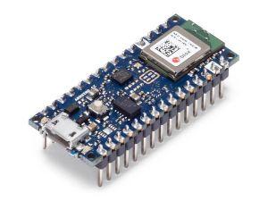 Arduino Nano 33 BLE con connettori