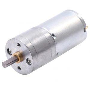 Motoriduttore JGA25-370 12V 37rpm 24Kgcm