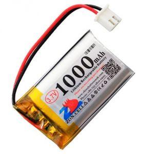 Batteria LiPo 3,7V 1000mAh