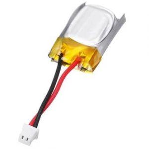 Batteria LiPo 3.7V 50mAh