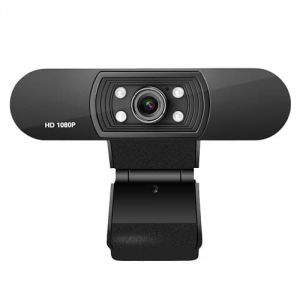 Webcam 1080P Full HD con microfono integrato
