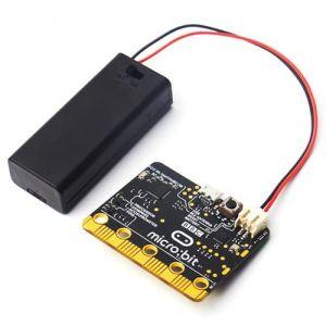 Porta batterie 2xAAA con interruttore e connettore JST