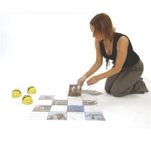 Pellicola trasparente per Bee-Bot e Blue-Bot con tasche