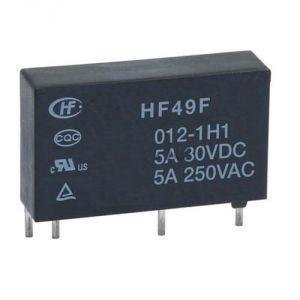 Relè miniatura HF49F/012-1H