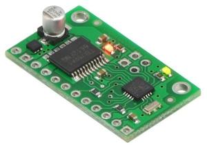 Pololu Qik 2s9v1 Dual Motor Serial Controller (Kit di montaggio)