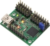 Mini Maestro 12-Channel USB Servo Controller (Kit di montaggio)