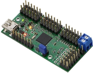 Mini Maestro 24-Channel USB Servo Controller (Kit di montaggio)