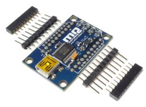 Interfaccia USB per modulo XBee