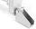 Staffa di montaggio per Attuatori Lineari IP54