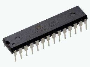 ATMega328P - microcontrollore con Bootloader per Arduino UNO