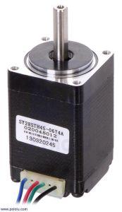 Motore Passo Passo - NEMA 11 - 4,5V 200spr 950g-cm