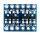 Convertitore di Livelli Logici Bidirezionale a 4-bit